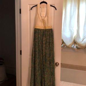 Lauren Moffatt maxi dress